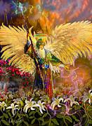 Steve Roberts - Archangel Raziel-Angel...