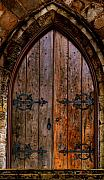 Frost Photo Originals - Arched Doorway by Jason Blalock