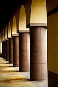 Austin Originals - Arches and Columns 2 by John Gusky