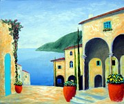 Larry Cirigliano - Arches On The Riviera