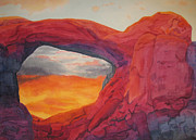 Vikki Wicks - Arches Sunfire