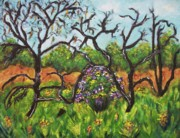 Suzanne  Marie Leclair - Arching Trees