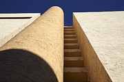 Architectural Art - Architectural abstract by Tony Cordoza
