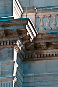 Balusters Photos - Architectural Details from the 1920s by Gordon Wood