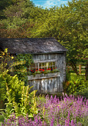 Country Cottage Photos - Architecture - A summers dream  by Mike Savad