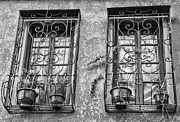 Rabat Photos - Architecture BW I by Chuck Kuhn