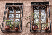 Rabat Photos - Architecture I Windows by Chuck Kuhn