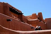 Santa Fe Magic - Architecture in Santa Fe by Susanne Van Hulst