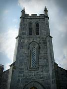 Irish Art - Ardcroney Church County Clare Ireland by Teresa Mucha