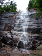 Scenics - Arethusa Falls Closeup III by Frank LaFerriere