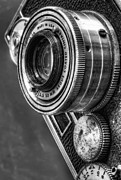 Black And White Photography Photos - Argus C3 by Scott Norris