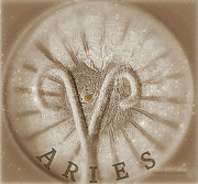 Universe - Aries by Sherri  Of Palm Springs