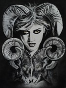 Carla Carson - Aries the Ram