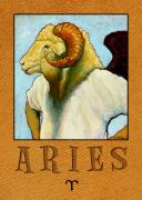 Aries Prints - Aries... Print by Will Bullas