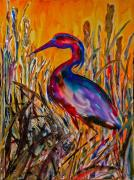 Great Painting Originals - Aristocrat by Jo Anne Wyatt