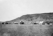 Log Cabin Photos - Arizona: Log Cabins, 1871 by Granger