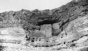 Sinagua Prints - Arizona: Montezuma Castle Print by Granger