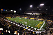 Asu Prints - Arizona State Sun Devil Stadium Print by Getty Images