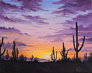 Alex Izatt - Arizona Sunset