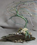 Dreams Sculptures - Arizona Sycamore by Annette Tomek