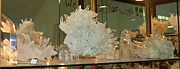 Crystals Sculptures - Arkansas Crystals by Mother Earth