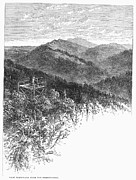 Arkansas Prints - ARKANSAS: MOUNTAiNS, 1878 Print by Granger