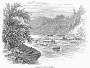 Arkansas: Ouachita River Print by Granger