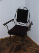 Hand Made Sculptures - Arm Chair by Raluca Polea