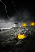 Armageddon Print by Jaroslaw Grudzinski