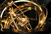 Signs Of The Zodiac Art - Armillary Sphere by Detlev Van Ravenswaay