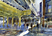 Armitage L Station Print by Gordon France