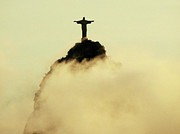 Brazil Art - Arms Always Open by Flaviopimentelphotos