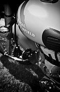 Enfield Prints - Army Royal Enfield Print by Vern Minard