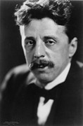 Black Tie Photos - Arnold Bennett 1867-1931 Versatile by Everett