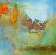 Nyigf Licensing Mixed Media - Around the World Abstract Art by Anahi DeCanio