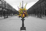 Landscape Posters Posters - Arrangement de Effel Poster by Rob Outwater