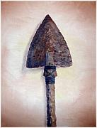 Southwestern Art Prints - Arrowhead Number 2 Print by Kenneth McGarity