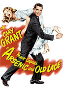Films By Frank Capra Posters - Arsenic And Old Lace, Priscilla Lane Poster by Everett