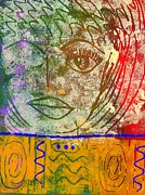 Colorful Art Tapestries - Textiles - ART   Always Remember Truth by Angela L Walker
