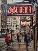 James Guentner - Art Cinema