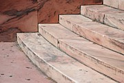 Street Scene Digital Art Originals - Art Deco Steps by Rob Hans