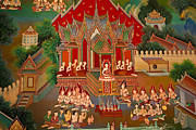 Chatchawin Jampapha - Art In Thai Temple