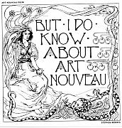 Stephen  Morris - Art Nouveau Poem