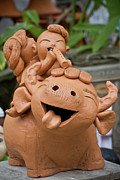 Ancient Ceramics - Art of pottery making.   by Thakoengphon  Sakkakit