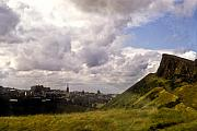 Hearty Prints - Arthurs Seat Edinburgh Print by Douglas Barnett