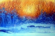 Shirley Oxborough - Artic Sunset
