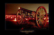 Artillery Metal Prints - Artillery 91 Metal Print by Judi Quelland