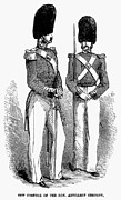 Artillery Company, 1855 Print by Granger
