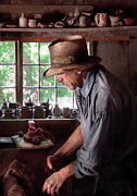 Making Photos - Artist - Potter - The Potter III by Mike Savad