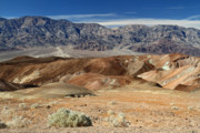 Scenic Drive Prints - Artist drive in Death Valley National park Print by Pierre Leclerc